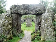 Druids Temple at Masham http://where2walk.co.uk/yorkshire_dales/village_walks/druids-temple-at-masham/
