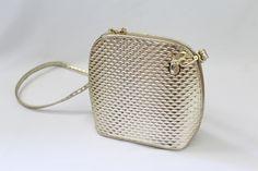 metallic bag #bag #iconicbag #borsametallizzata