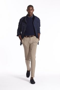 Polo Ralph Lauren Spring 2016 Menswear Fashion Show: Complete Collection - Style.com