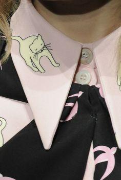 Kitty collar.