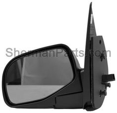 2002-2005 Ford Explorer Mirror Power LH W/O Puddle Lamp Explorer/Mountaineer 02-05