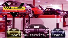 Porsche service tarzana by hilari_lee, via Flickr
