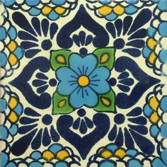 Decorative Spanish Tile Lineas Y Diseños Coloridos 2  Ceramics & Tiles  Pinterest