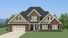Featured House Plan: BHG - 9714