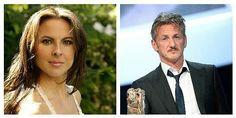 Kate del Castillo and Sean Penn