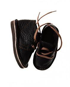 Black Leather Mini brother vellie