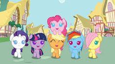 Resultado de imagen para my little pony bebe rainbow dash