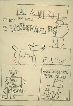 Joaquín Torres-García Catalogue Raisonné | Paris: 1926–32