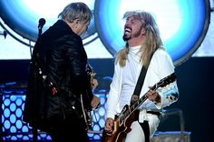 Rock n' Roll Hall of Fame Induction Ceremony