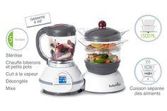 Nutribaby® Classic : Site Officiel | Le Robot Cuiseur et Mixeur Babymoov