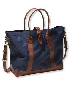 Men's Signature West Branch Tote   Free Shipping at L.L.Bean
