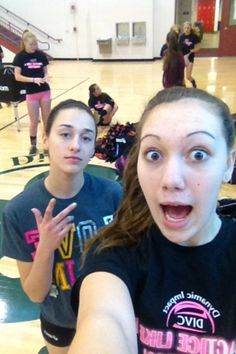 20. Selfie at practice (at least I TRiED to take a selfie)