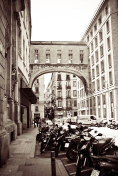 During my trip to Barcelona, Spain 5/21/11