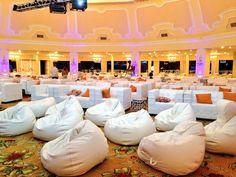 New trend in seating for events and conferences  www.designer8furniturerental.com