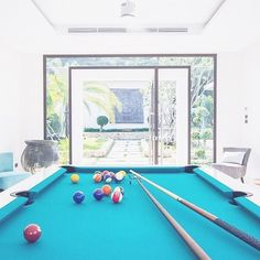 Good morning!  How about a game of pool after breakfast with our bestselling multipurpose Fusion Pool & Dining table?  It'd be a great start to the day for sure!  #centrumbilliard #igsg #pooltable #interiordesign #homedesign #interiors #instadaily #interior #billiard #game #gamesroom #design #architecture #decor #homedecor #snooker #fun #luxury #home #style #inspiration #singaporehomes #renosg #sghomes #homeanddecorsg #homedecorsg #interiorideas #minimalist #sgrenovation #sginterior by…