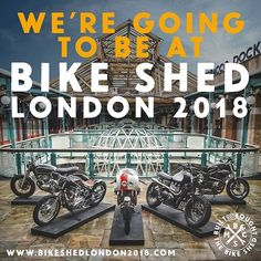 One week away ! Get your tickets ladies & gents and see you all there ! Bike Shed, Ladies Gents, Filters, London, Photo And Video, Instagram, Big Ben London, Indoor Bike Storage, London England