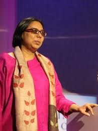 Ruchira Gupta is the founder and president of Apne Aap Women Worldwide, a grassroots organization in India working to end sex trafficking by increasing choices for at-risk girls and women. She has strived over her 25-year career to highlight the link between trafficking and prostitution laws and to lobby policymakers to shift the blame from victims to perpetrators.