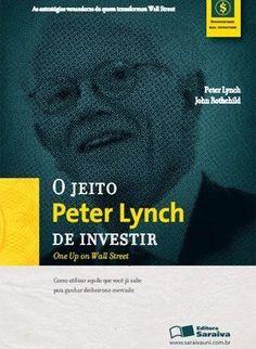 Dica de livro - O Jeito de Peter Lynch de Investir - Educação Financeira