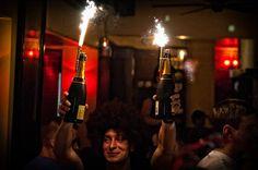 La Boum Party Brunch at L'Enfant Cafe