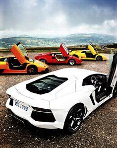 Lamborghinis #Luxury #Car