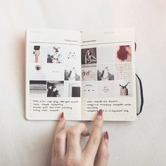 ✿ Setting up My New Bullet Journal ✿ — Megan Rhiannon