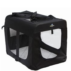 Confidence Pet Portable Folding Soft Sided Dog Crate Kennels >>> See this awesome image  (This is an amazon affiliate link. I may earn commission from it)
