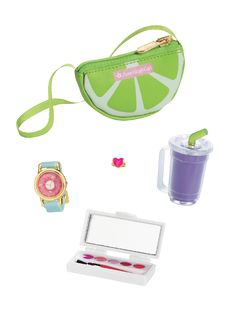 American Girl Create Your Own Let's Create Accessories American Girl Doll Room, American Girl Furniture, American Girl Crafts, American Girl Clothes, American Girls, Barbie Doll Set, Doll Clothes Barbie, Barbie Toys, Girl Dolls