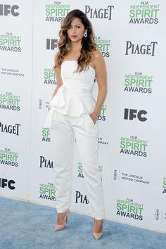 Camila Alves at the 2014 Spirit Awards