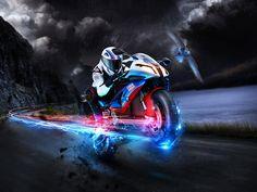 Liqui Moly Bike Ad by Tensix Group