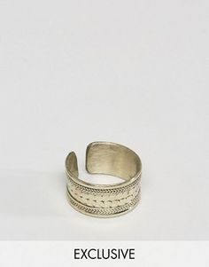 Buy Reclaimed Vintage Inspired Ring With Engraving at ASOS. With free delivery and return options (Ts&Cs apply), online shopping has never been so easy. Get the latest trends with ASOS now. Ring Bracelet, Bracelets, Modern Jewelry, Vintage Rings, Vintage Inspired, Asos, Silver Rings, Wedding Rings, Rose Gold