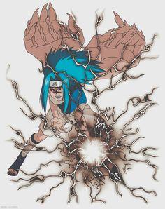 Sasuke's chidori #sasuke #uchiha #chidori