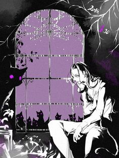 [Манга] Официальный арт