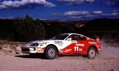 Toyota Supra Rally
