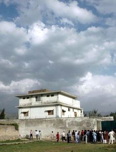 Osama bin Laden's compound, known locally as the Waziristan Haveli, was an upper-class mansion that was used as a safe house for militant Islamist Osama bin Laden, who was shot and killed there by U.S. forces on May 2, 2011. Bin Laden was reported to have evaded capture by living in a section of the house for at least five years, having no Internet or phone connection, and hiding away from the public.