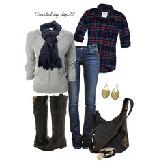 """Layers for Fall"" by dlp22 on Polyvore"