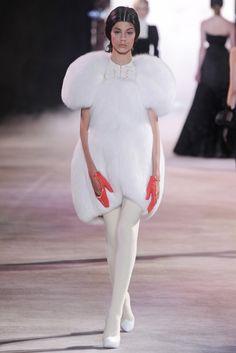 Ulyana Sergeenko Fall Couture 2013
