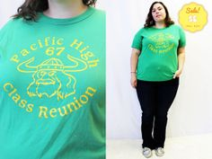 CLEARANCE  Plus Size  Vintage TShirt Unisex '67 by TheCurvyElle, $6.00