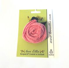 Harris Tweed Rose Co
