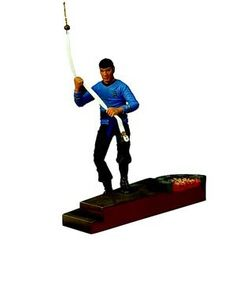 Star Trek: The Original Series: Amok Time Spock Statue @ niftywarehouse.com #NiftyWarehouse #StarTrek #Trekkie #Geek #Nerd #Products