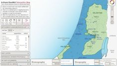 Crowdsourcing an Israeli-Palestinian Border