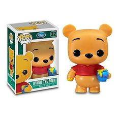 Disney POP! Winnie the Pooh Vinyl Figure by Funko http://popvinyl.net #funko #funkopop #popvinyl