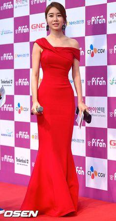 [2014.07.17] Yoo In Na at the 18th Pucheon International Fantastic Film Festival (PiFan)