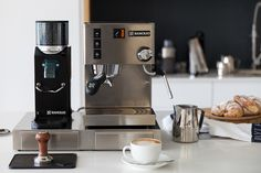 Rancilio Silvia Manual Espresso Machine