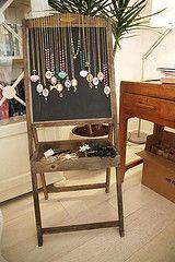 Earring Cards Stands Displays Wooden Handmade Earrings Cards Holders Jewelry Displays Stands Retail Fixtures Craft Show Displays - Custom Jewelry Ideas Jewellery Storage, Jewellery Display, Jewelry Organization, Jewellery Stand, Bridal Jewellery, Jewelry Booth, Jewelry Armoire, Jewelry Holder, Necklace Holder