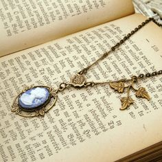 Love this necklace and etsy shop! $28.00