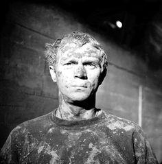 Steve Mc, The Great Escape, Mcqueen, Hero, Artwork, Work Of Art, Auguste Rodin Artwork, Artworks, Illustrators