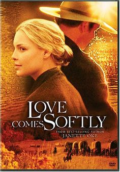 Love Comes Softly-Loved the movie, the book not so much,  This was on the Hallmark Hall of Fame.