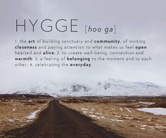 Hygge for Spring - 10 Ways to Keep Things Cozy — Hurd & Honey