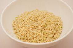 PODZIM stravování - přednost dáváme na podzim rýži