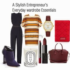 So many young entrepreneurs struggle with a refined, career fitting look. A Stylish Entrepreneur: Everyday Essentials is a clever and…